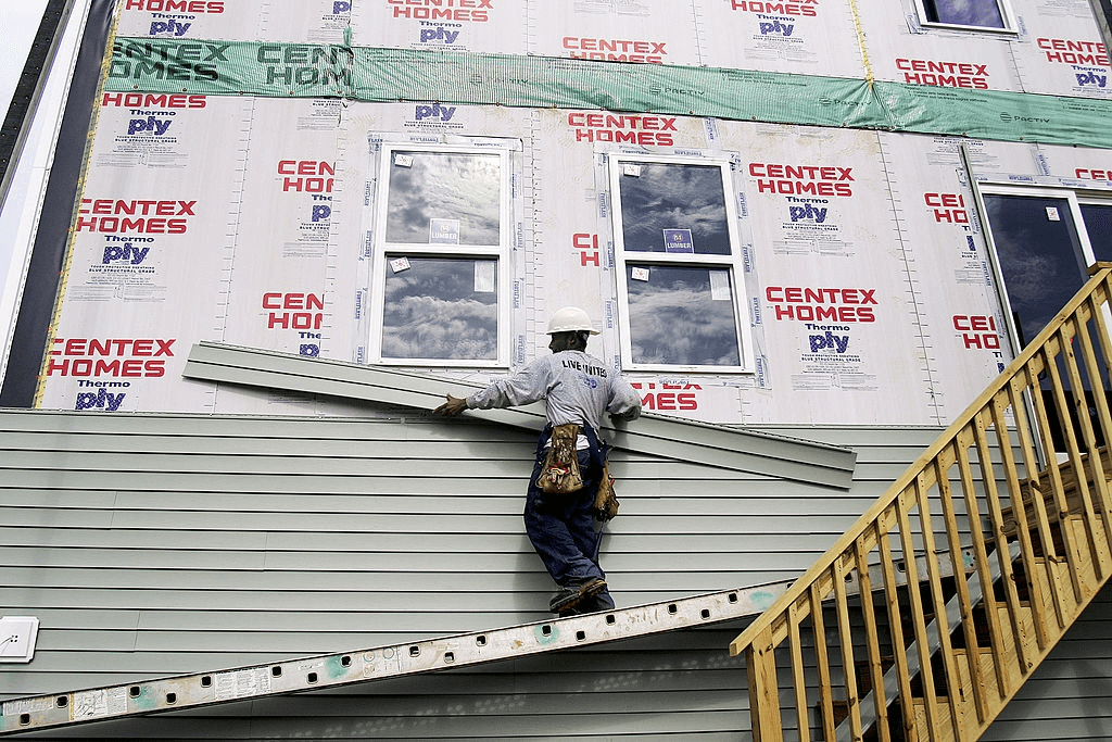 Installation guide for the clapboard siding