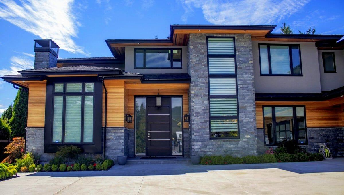 Installing Cedar Siding in Vancouver