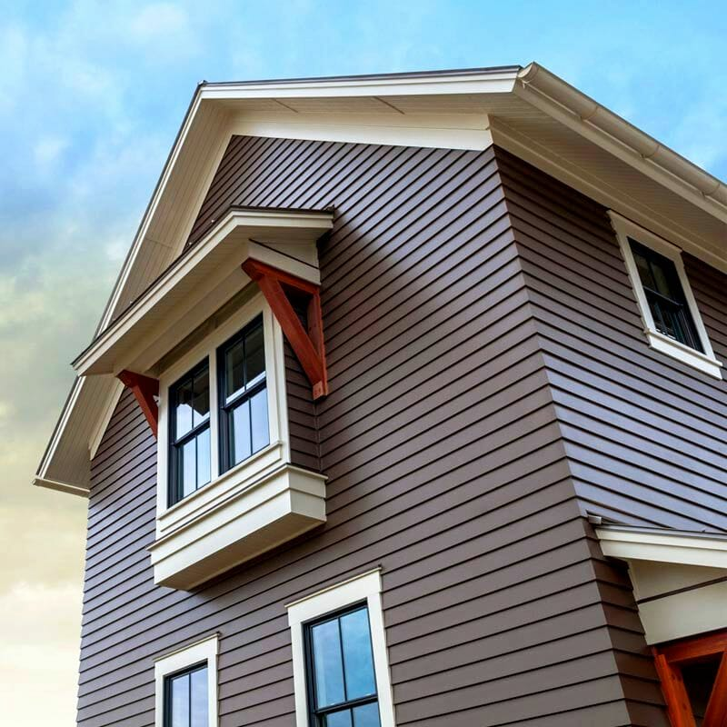 Price and installation for James Hardie Siding